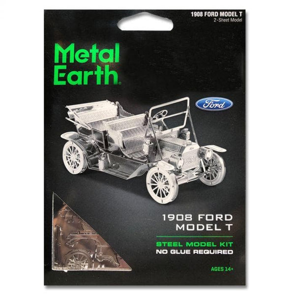 Metal Earth - Ford 1908 Model T, konstruktors