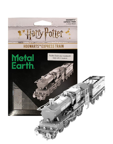 Metal Earth - Hogwarts Express Train, konstruktors