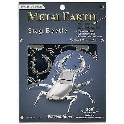 Metal Earth - Stag Beetle, konstruktors