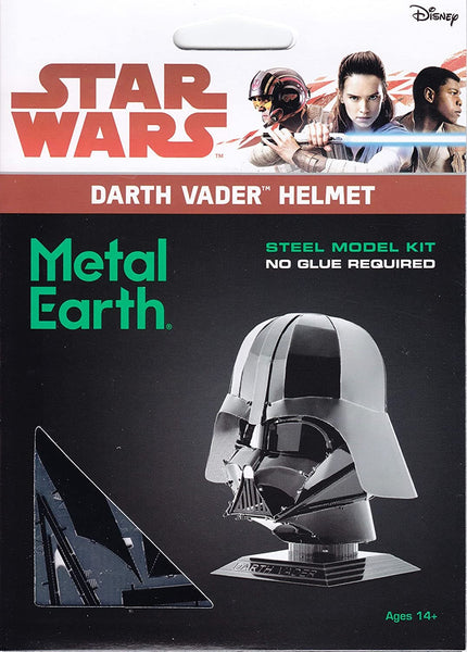 Metal Earth - Star Wars: Darth Vader Helmet, metāla konstruktors