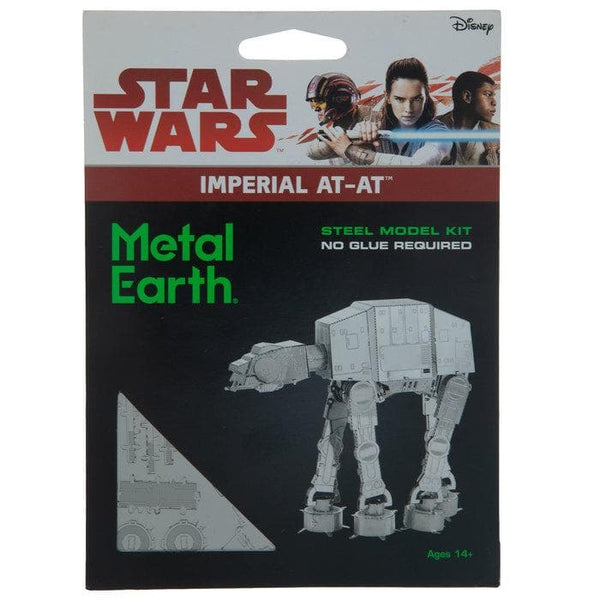 Metal Earth - Star Wars: Imperial AT-AT, metāla konstruktors