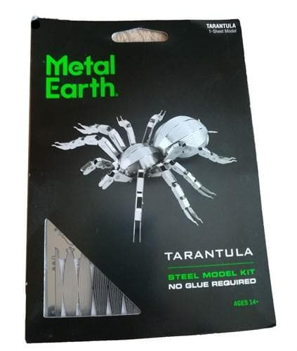 Metal Earth - Tarantula, konstruktors