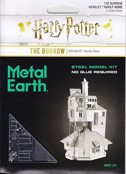 Metal Earth - The Burrow, konstruktors