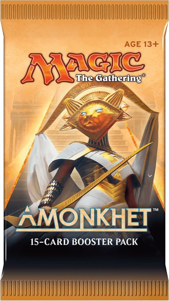 Magic: The Gathering, Amonkhet Booster (paplašinājums)