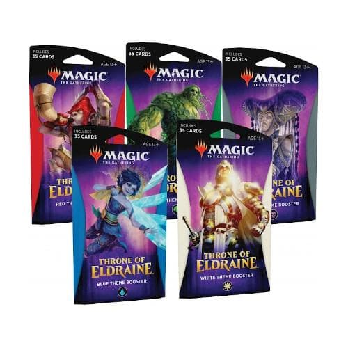 Magic The Gathering: Throne of Eldraine Theme Booster (paplašinājums)