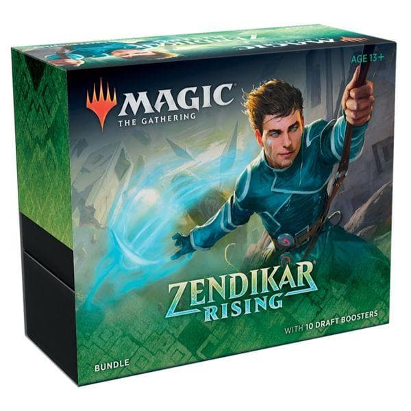 Magic The Gathering: Zendikar Rising Bundle