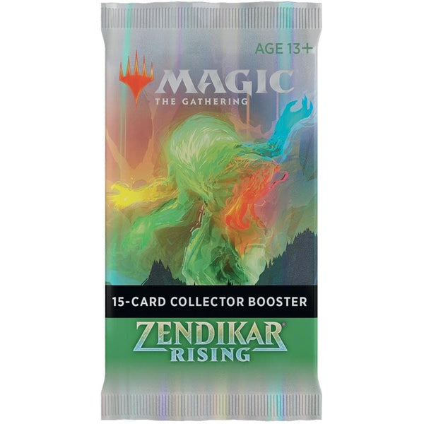 Magic The Gathering: Zendikar Rising Collector Booster