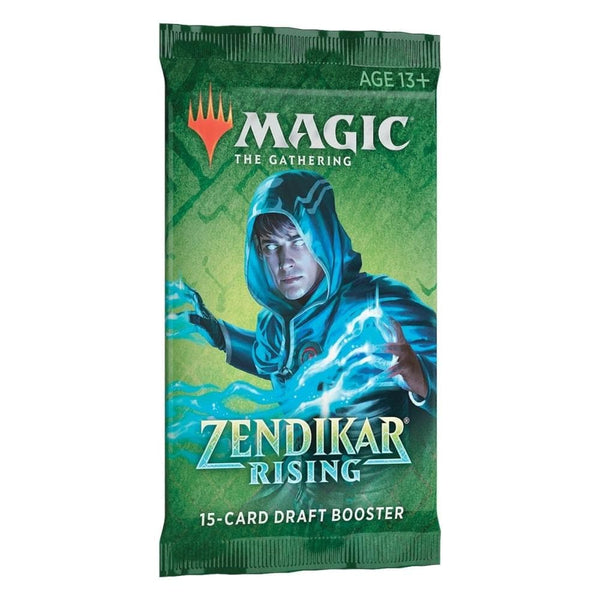 Magic The Gathering, Zendikar Rising Draft Booster