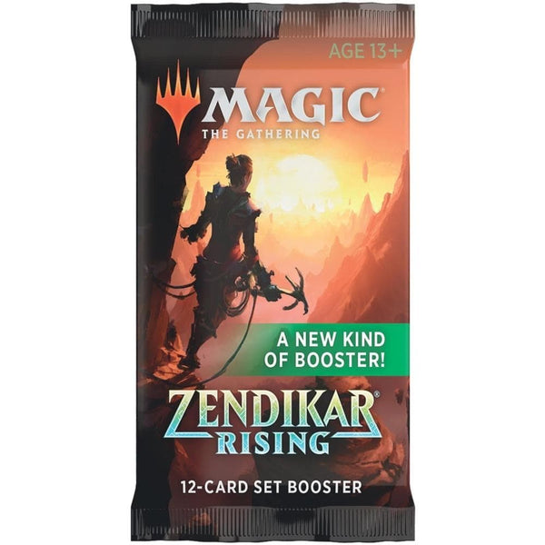Magic The Gathering, Zendikar Rising Booster