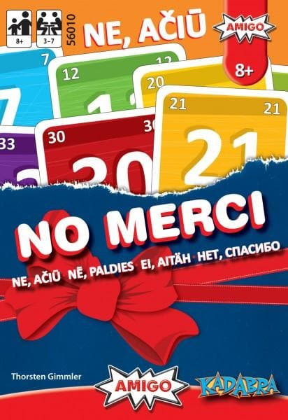 No Merci (Nē, paldies)