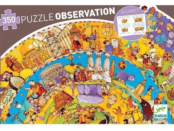 Puzzle, 350 - History + booklet