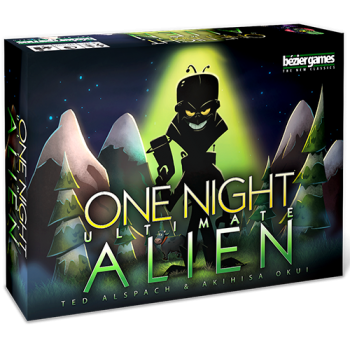 One Night Ultimate Alien, galda spēle