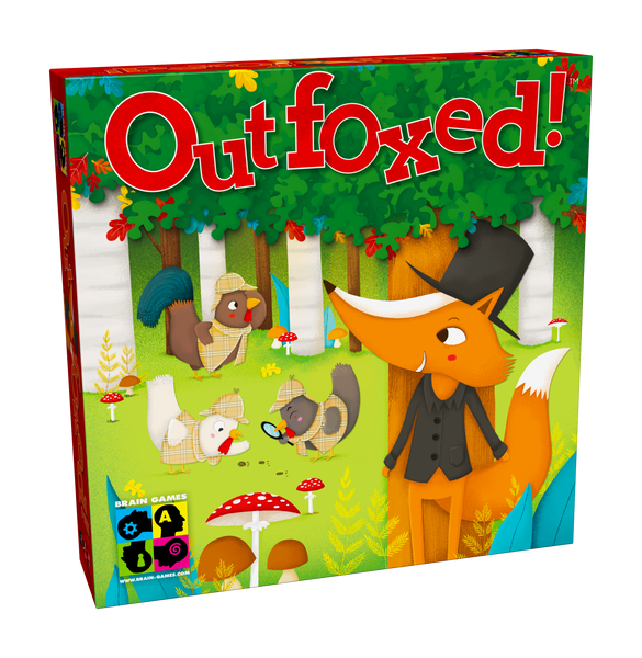 Outfoxed, galda spēle