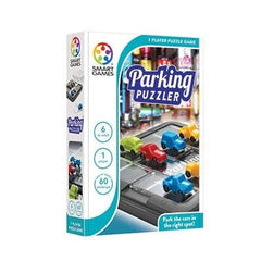 parking puzzler, smart games, galda spele