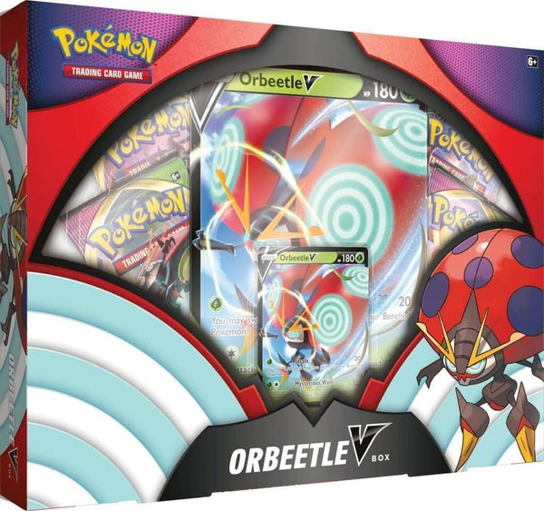 Pokemon TCG - Orbeetle V Box