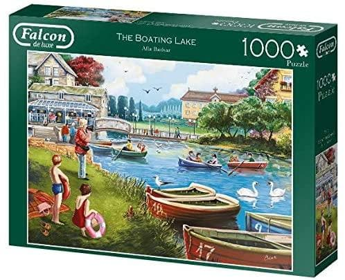 1000 The Boating Lake