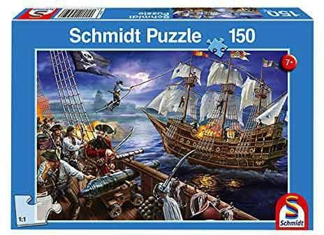 Puzle, Pirate Adventure, 150