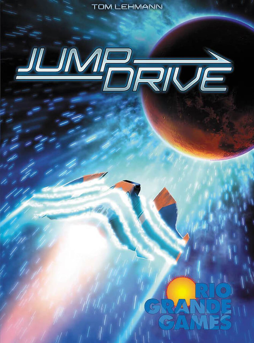 Race for the Galaxy Jump Drive