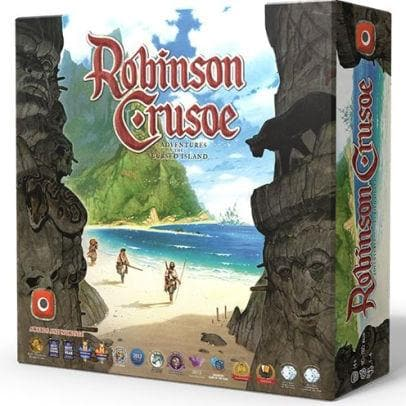 Robinson Crusoe: Adventures on the Cursed Island, galda spēle