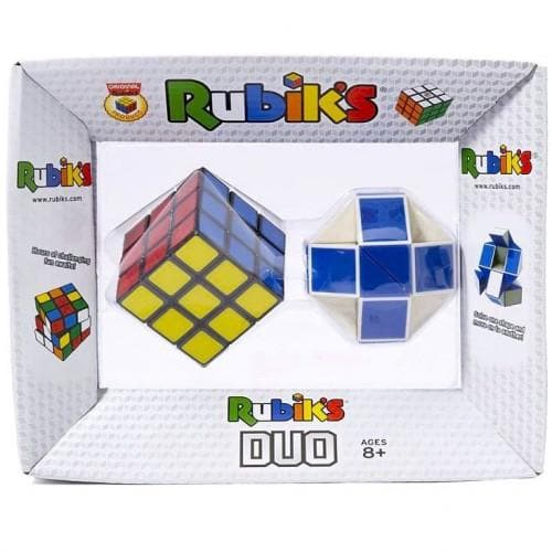 Rubiks Duo (3x3+Twist)