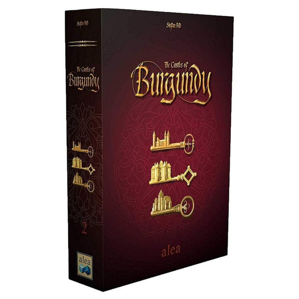 The Castles of Burgundy: Anniversary Edition