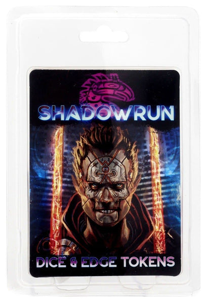 Shadowrun, Dice & Edge Tokens