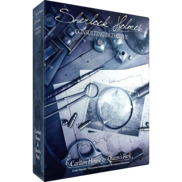 Sherlock Holmes Consulting Detective - Carlton House & Queen's Park