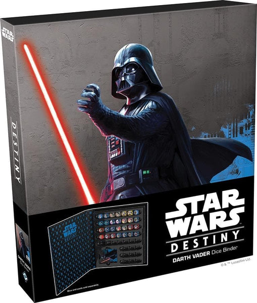 Star Wars: Destiny - Darth Vader Dice Binder, aksesuārs