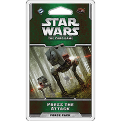 Star Wars: The Card Game - Press the Attack Force Pack (paplašinājums)