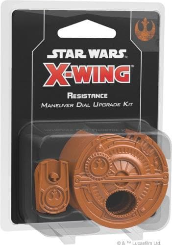 Star Wars X-Wing Resistance Man. Dial