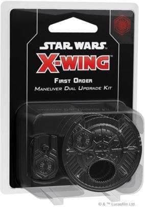 Star Wars: X-Wing (Second Edition) - First Order Maneuver Dial Upgrade Kit