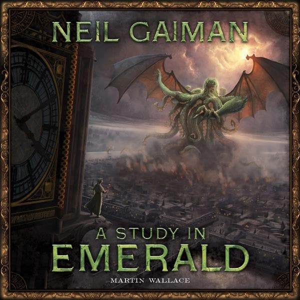 Study In Emerald, 2nd Ed.