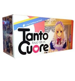 Tanto Cuore Card Game