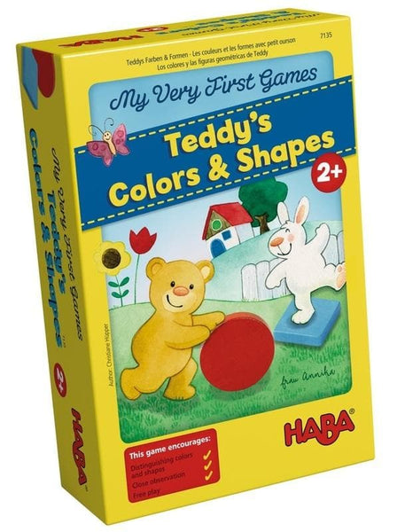 My Very First Games - Teddy's Colors and Shapes