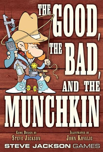 The Good, The Bad, and The Munchkin, galda spēle