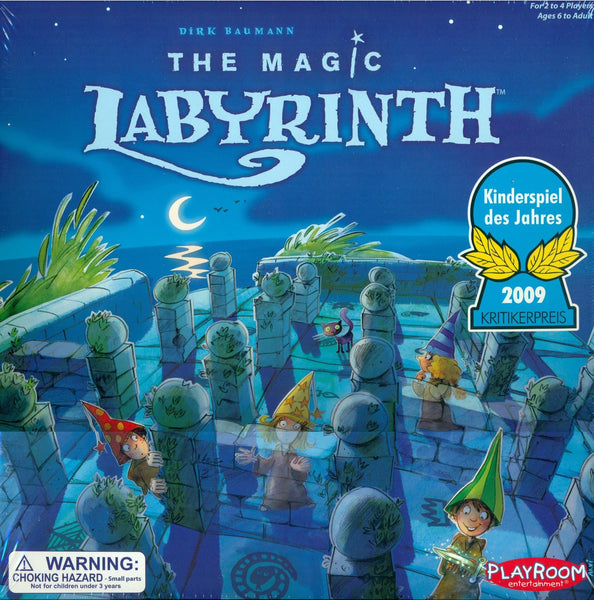 The Magic Labyrinth, galda spēle