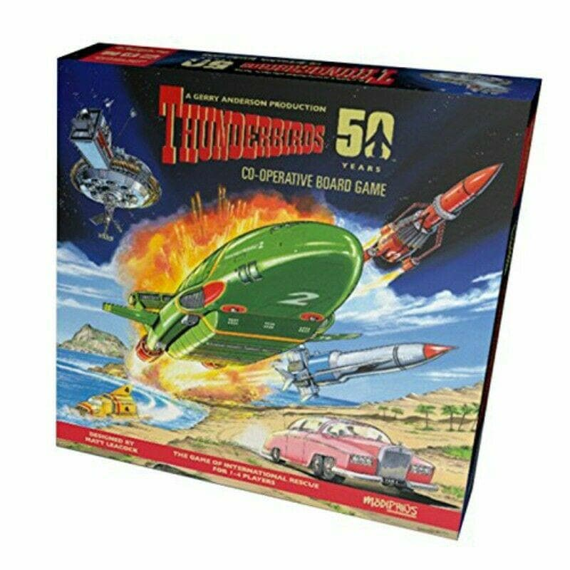 Thunderbirds Co-operative