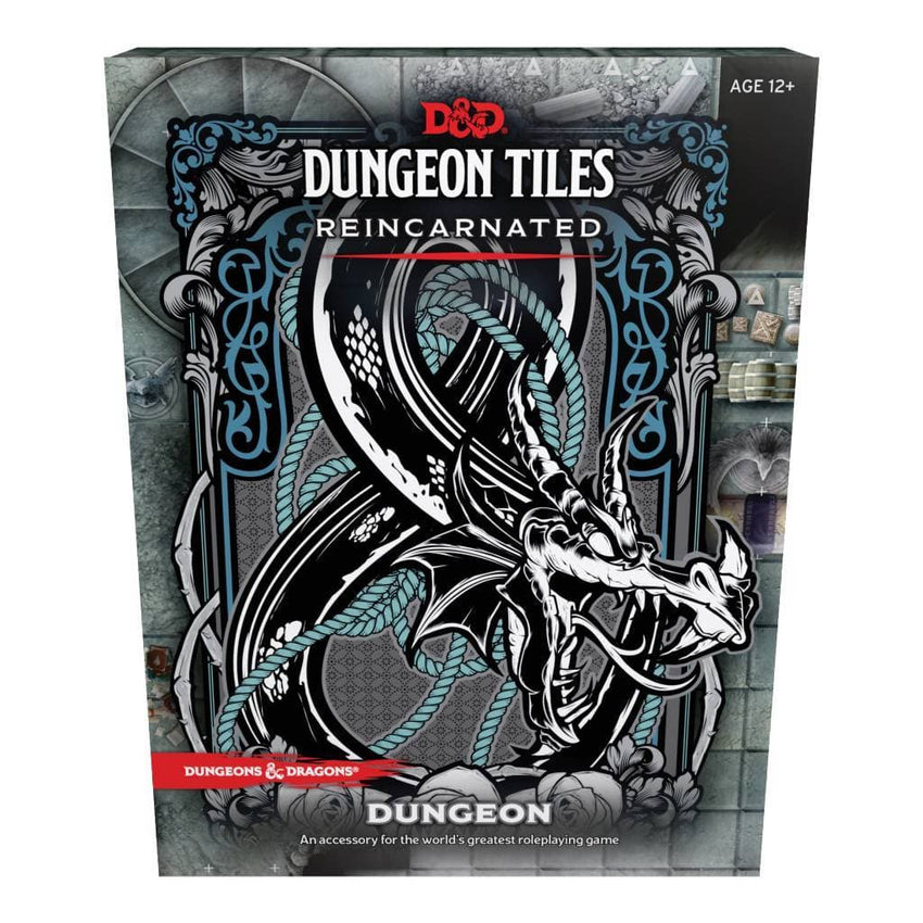 D&D 5e - Dungeon Tiles Reincarnated