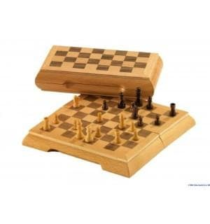 Travel Chess Set, magnetic, field 17 mm