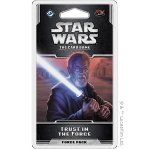 Star Wars, LCG: Trust in the Force, galda spēle