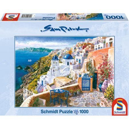 Puzle, 1000 - View from Santorin