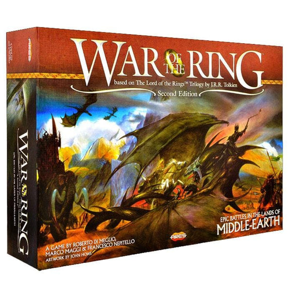 War of The Ring, 2nd Ed.