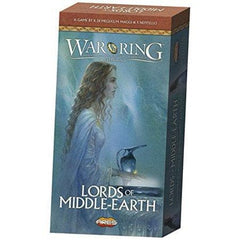 LOTR WOTR Lords of Middle Earth Exp.