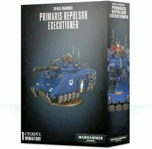 Warhammer 40,000: Space Marines - Primaris Repulsor Executioner