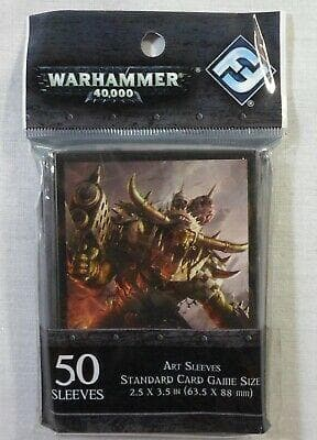 Art Sleeve 40K Orks