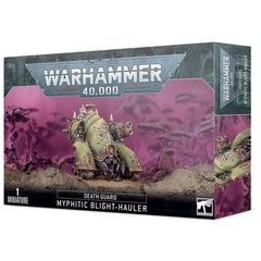 Warhammer 40.000: Death Guard: Myphitic Blight-Hauler miniatūra