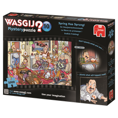 Wasgij Mystery: Spring Has Sprung!, 1000, puzle