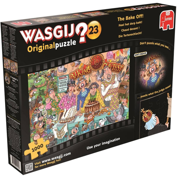 WASGIJ Original: The Bake Off!, 1000, puzle