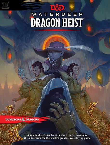 D&D 5e - Waterdeep: Dragon Heist