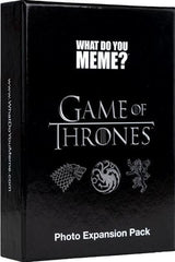 What Do You Meme? Game of Thrones Photo Expansion Pack (paplašinājums)